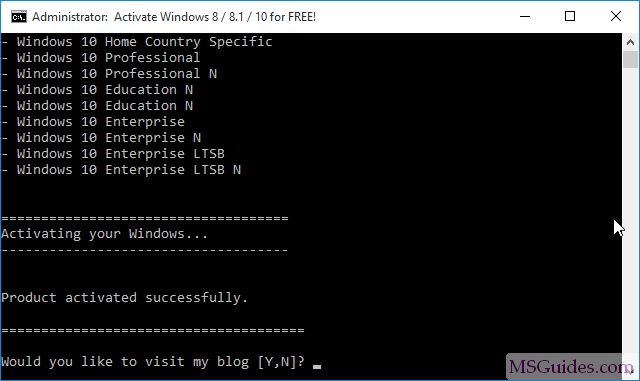 active win 10 home-1