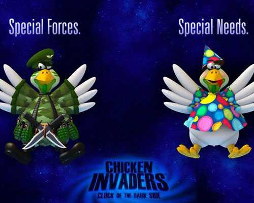download chicken invaders 5-0